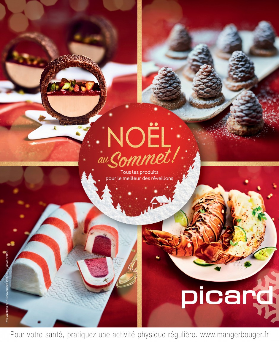 picard noel 2018 catalogue Picard picard noel 2018 catalogue